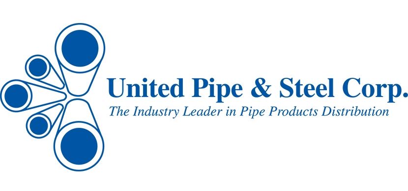 United Pipe & Steel Corp. Logo